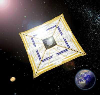 IKAROS (image from JAXA)
