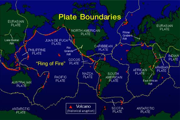the earthquake catfish ferrebeekeeper Volcano Diagram Basic Parts of a Volcano