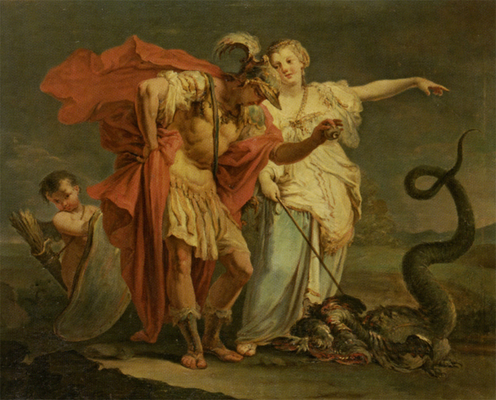 medea greek mythology