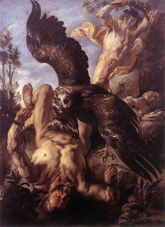 What should I focus on in a research paper on Prometheus?