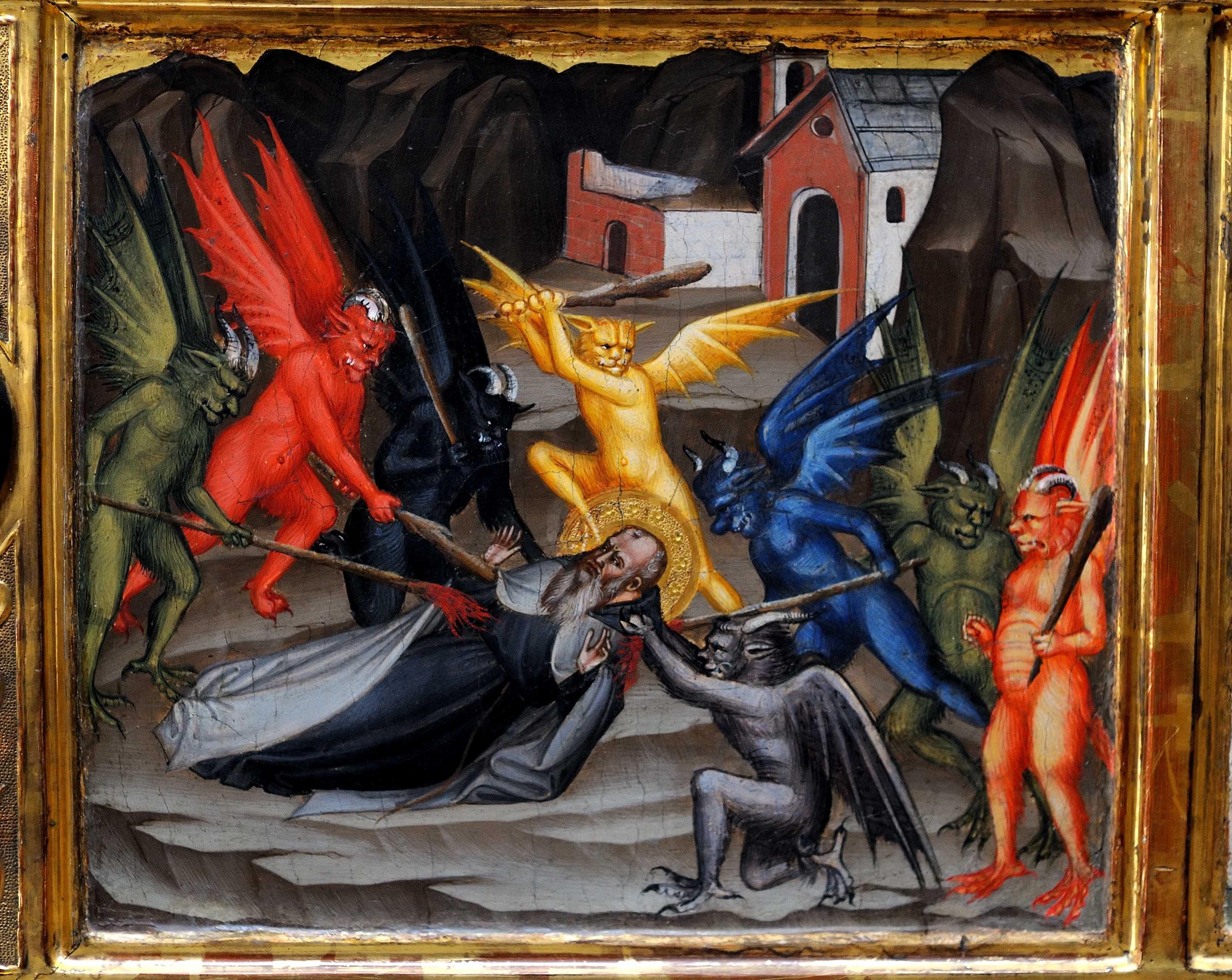 Demons | ferrebeekeeper