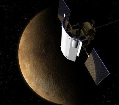 messenger space probe - photo #5