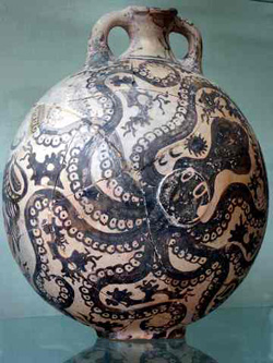 The Octopus Motif in Ancient Greek Ceramics