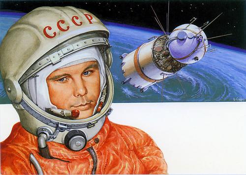 cosmonaut yuri gagarin - photo #19