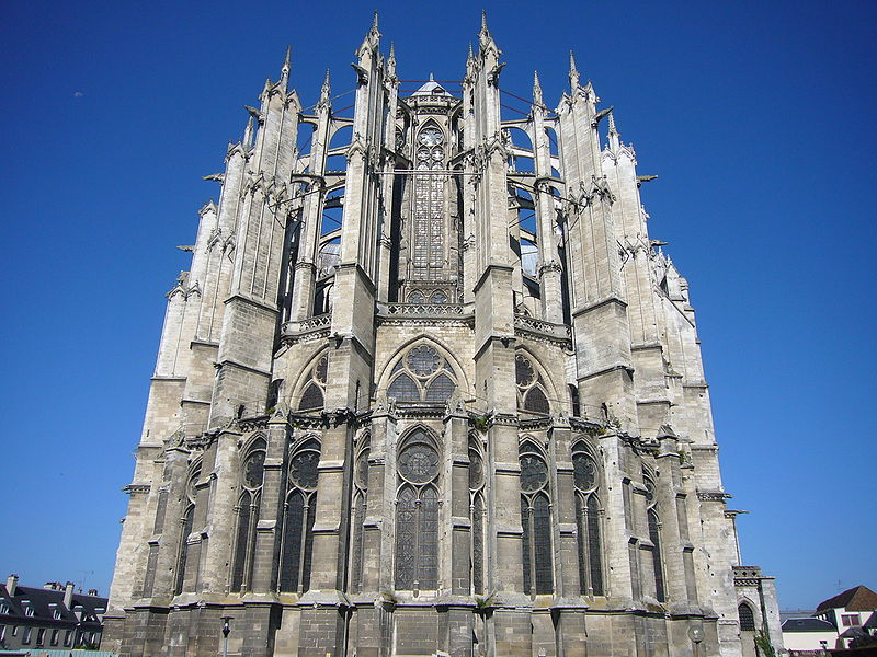 falling buttresses beauvais cathedral and the limits of