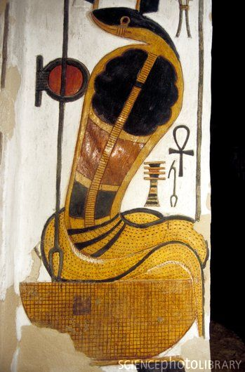 Wadjet: Patron Goddess of Lower Egypt
