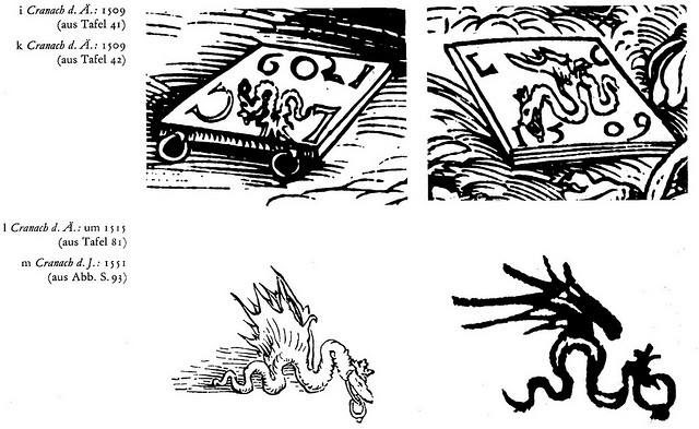 Cranachs Symbol Ferrebeekeeper