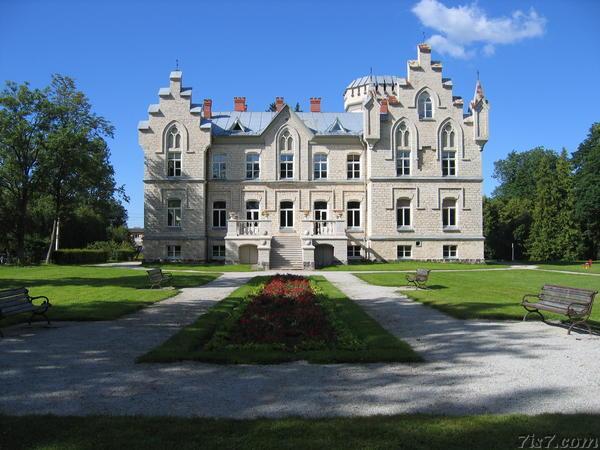 Gothic Mansions Ferrebeekeeper