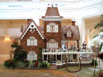 gingerbread victorian