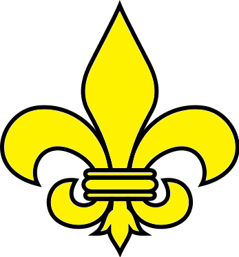 The fleur de lis ferrebeekeeper - Fleur de lys symbole ...