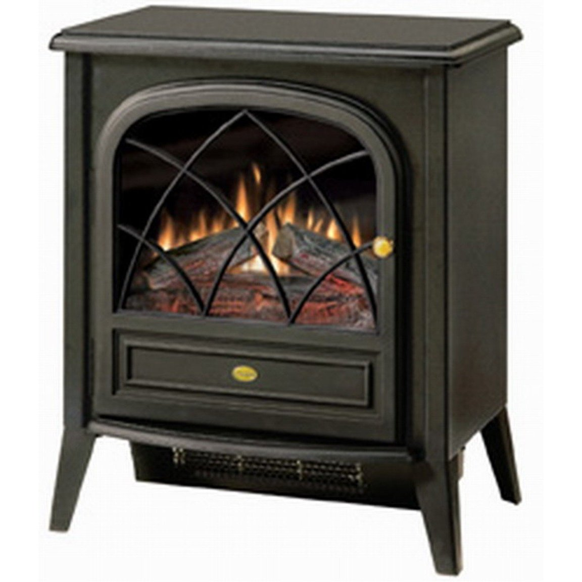 Electric Stove Heater ~ Dimplex compact electric stove patio heater review