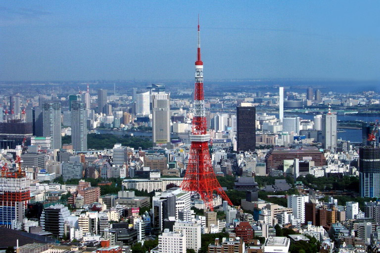 Tokyo Tower Drawing The Tokyo Tower