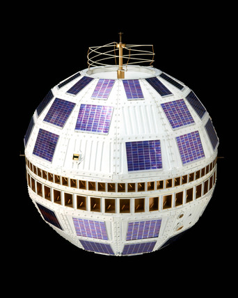 Telstar 1 Television From Space Ferrebeekeeper