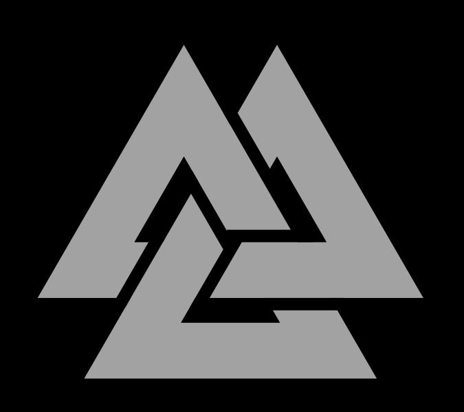 Gizemli Ay Işığı[Cygr] 675px-valknut-symbol-triquetra-svg