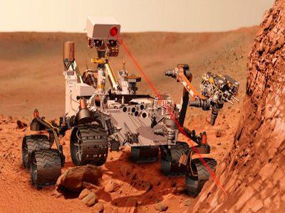 mars curiosity rover back online - photo #15