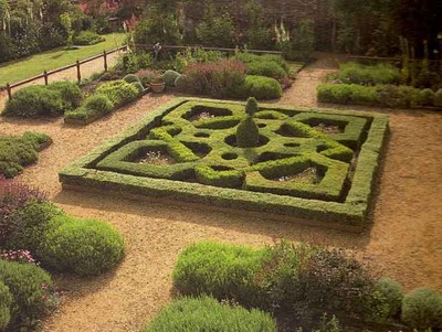 knot gardens ferrebeekeeper