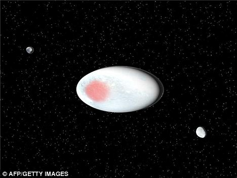 The Dwarf Planet Haumea