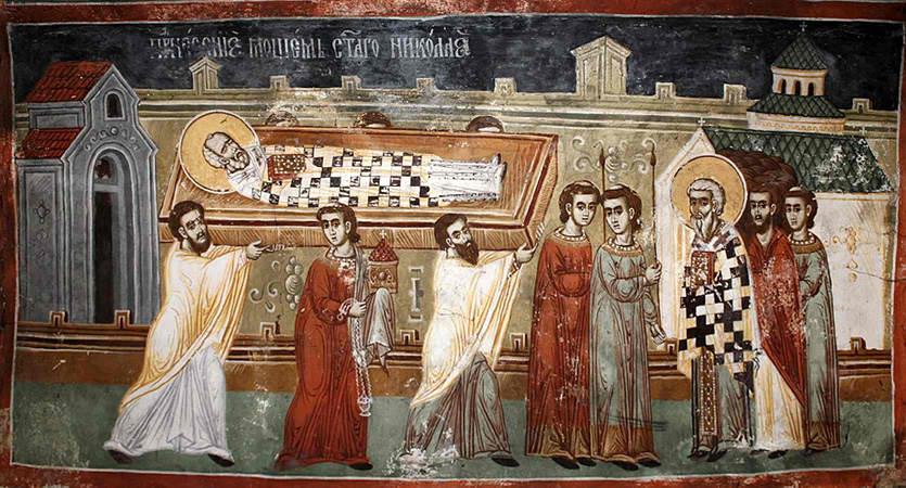 The Death of Nikolaos