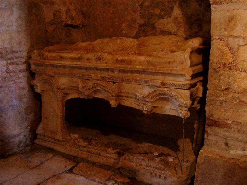 The Tomb of Nikolaos