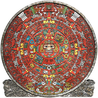 Super bitchin' Mayan Calendar