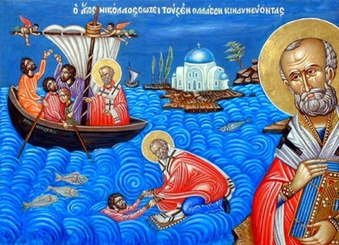 Patron Saint of Sailors, Travelers, and Seafarers