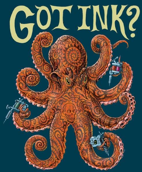Got Ink? (Ray Troll)