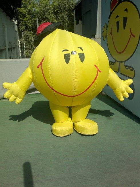Sunny, The Raisin Bran Dwarf Sun