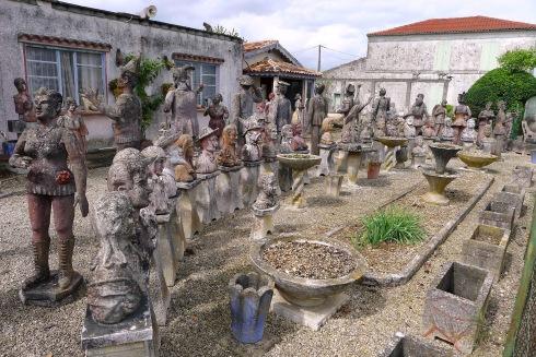 Gabriel Albert's garden (Chez Audebert, France)