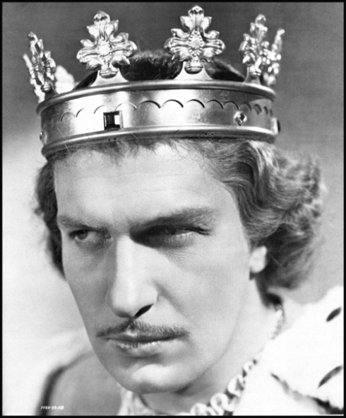 "Vincent Price in ""Tower of London"" 1939"
