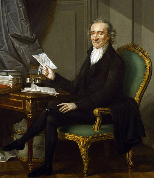 french revolution controversy burke paine Just as the french revolution changed the french political landscape, it also  affected  13 ray b brown, the burke-paine controversy texts and criticism.