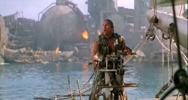 No! Not that sort of Waterworld!