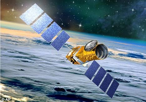 French Space Program satellite COROT