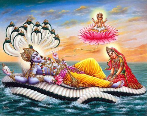Vishnu-Ananta