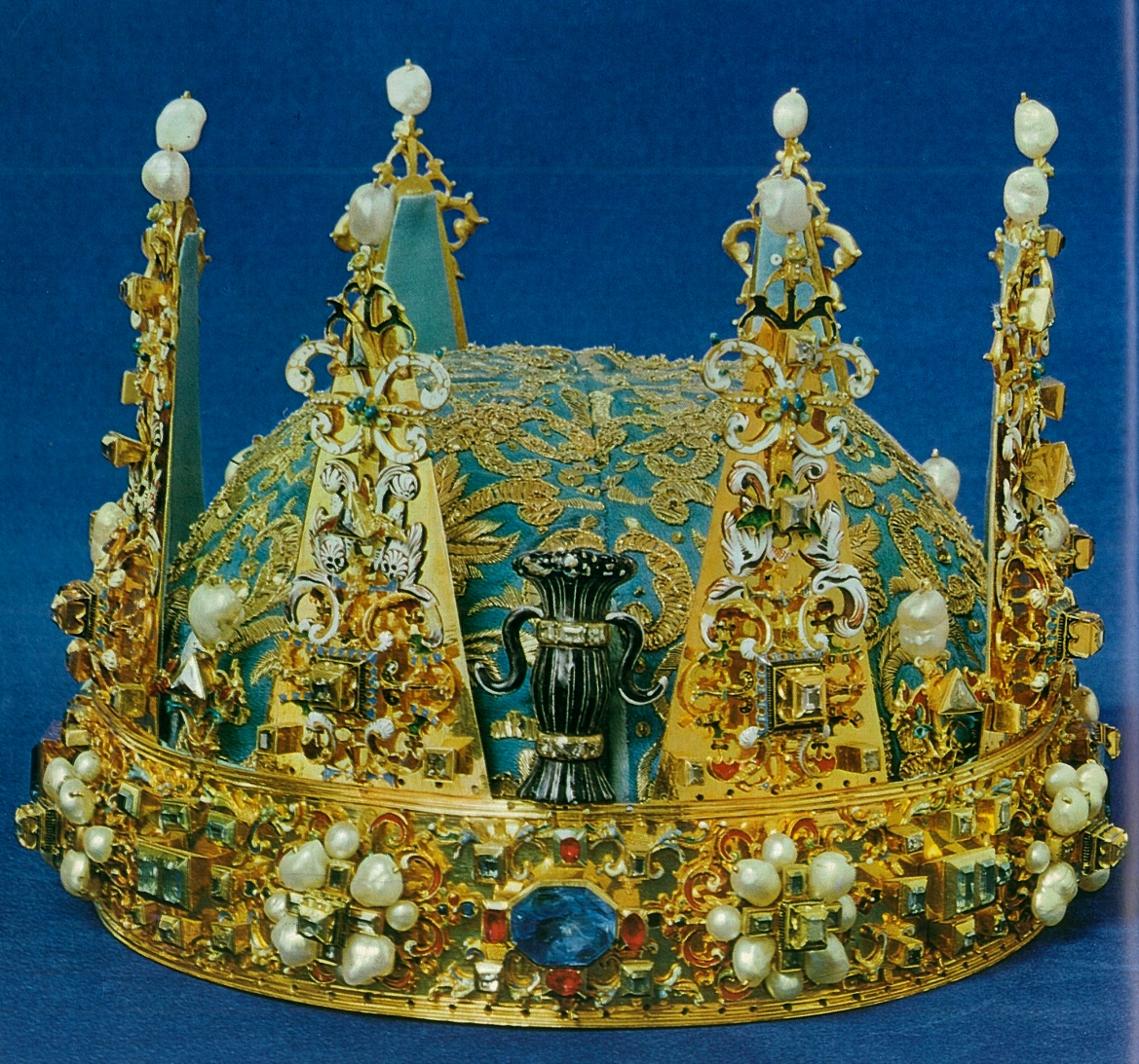 The Crown for the Hereditary Prince of Sweden
