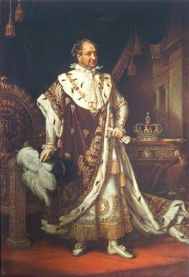 Maximilian I (portrait by Joseph Karl Stieler, ca. 1820)