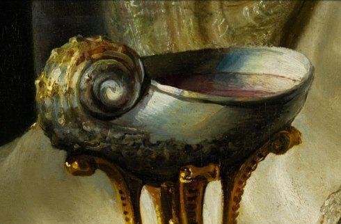 Rembrandt_-_Artemis_-_Detail_Nautilus_cup