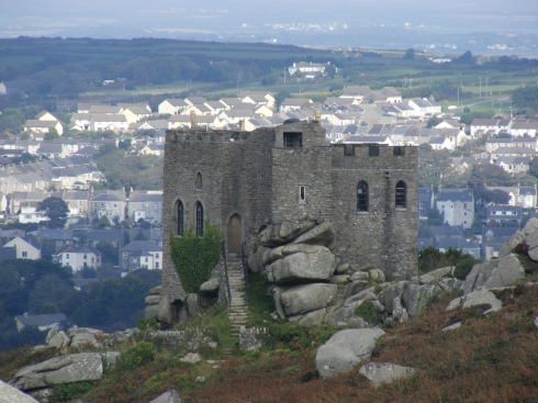 Carn Brea Castle by Mr Tickle - Wachoo Wachoo Tribe Congressman