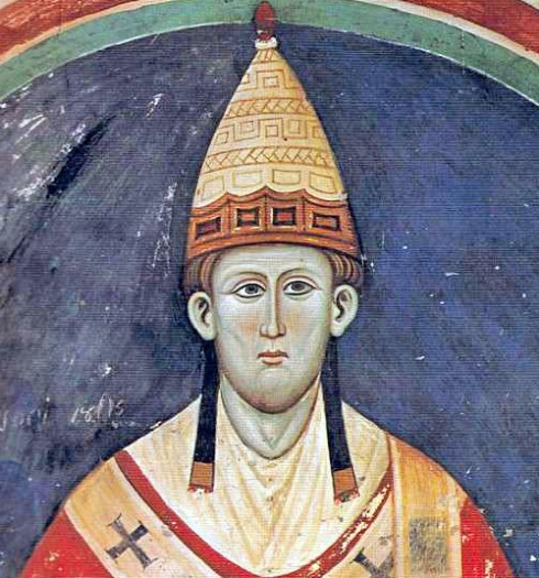 Innocent III: When he wasn't smiting Cathars he was busy ruining dinner.