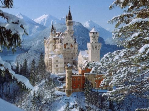 Schloss Neuschwanstein o