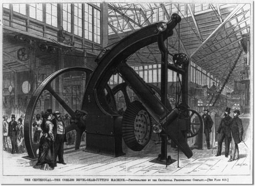 Such an Age of Mechanical Progress!