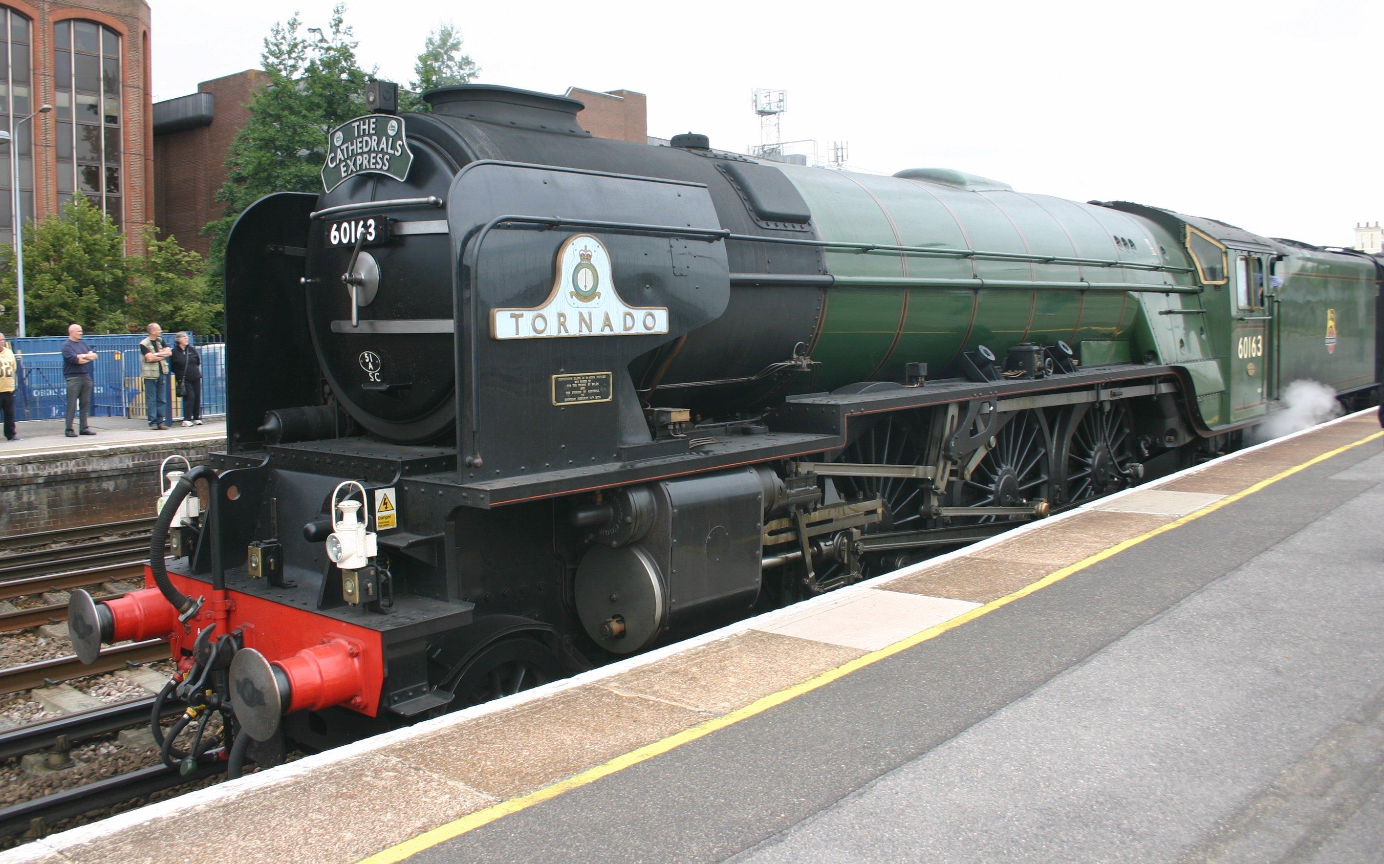 60163 Tornado Locomotive