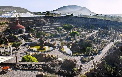 Lanzarote Cactus Garden
