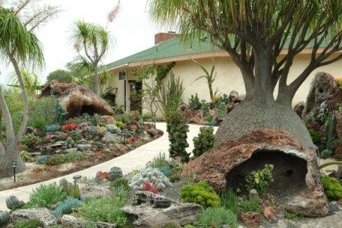 The San Diego Botanic Gardens
