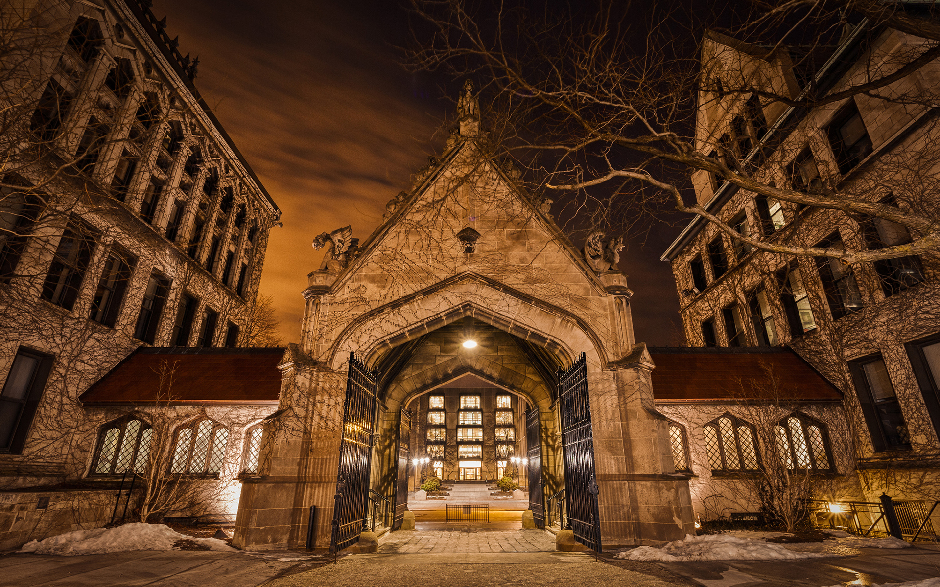 University of Chicago: Cobb Gate