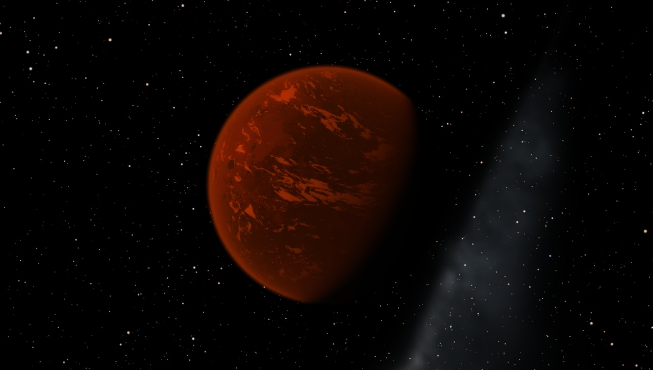 brown dwarf in outer space-#18