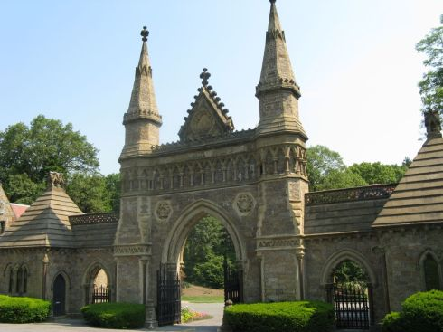 Forest Hill Cemetery, Boston