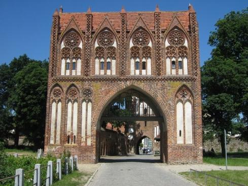 Neubrandenburg Town Gate