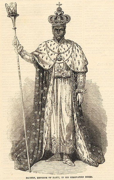 Emperor Faustin I