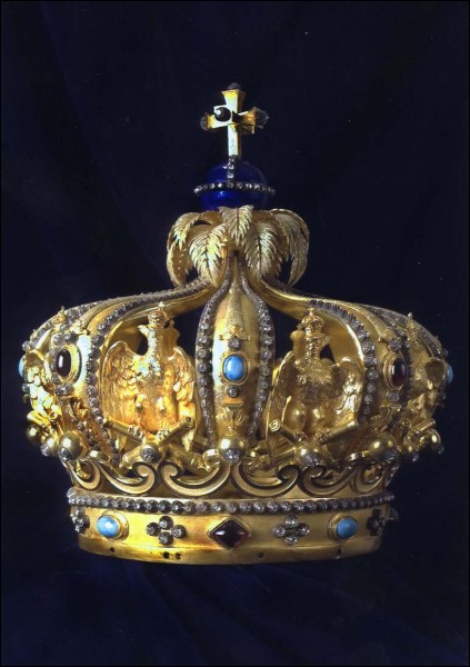 The Crown of Faustin I
