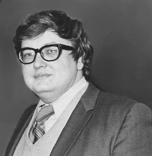 Young Roger Ebert